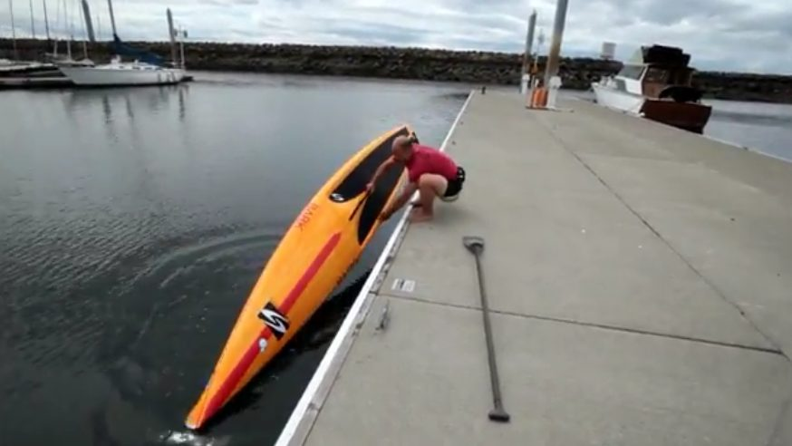 """Featured image for """"SUP Tips: How to Launch or Land a SUP from a Dock"""""""